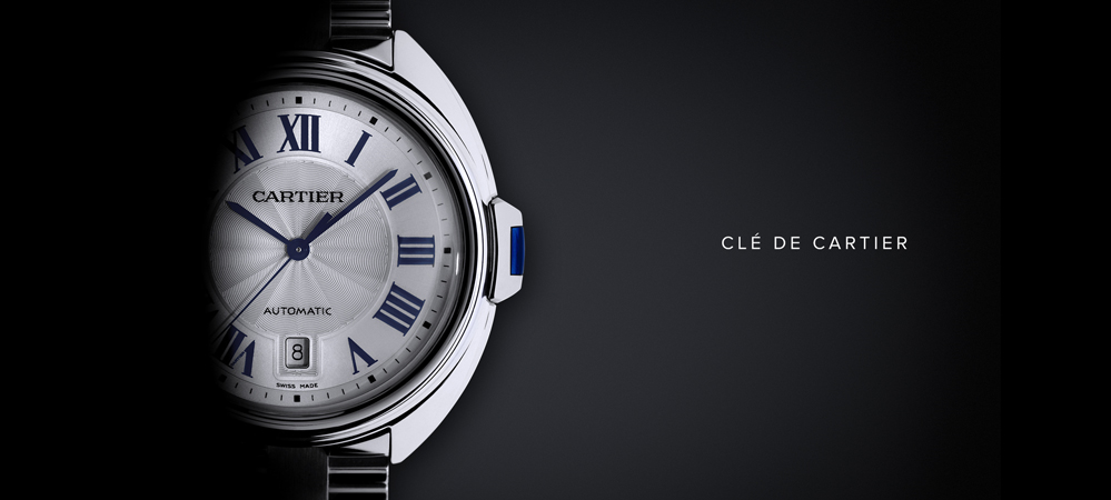 Cartier Cle